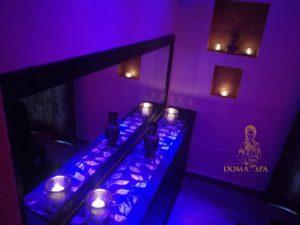 Doma Spa specchi Doma Spa a piazza Navona via di Parione 24 infoline 0645644973