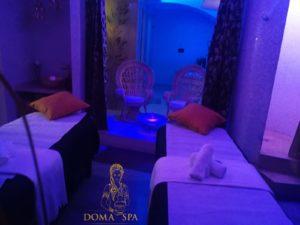 Doma Spa suite di coppia Doma Spa a piazza Navona via di Parione 24 infoline 0645644973