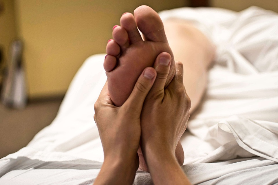 Footmassage - massaggio ai piedi