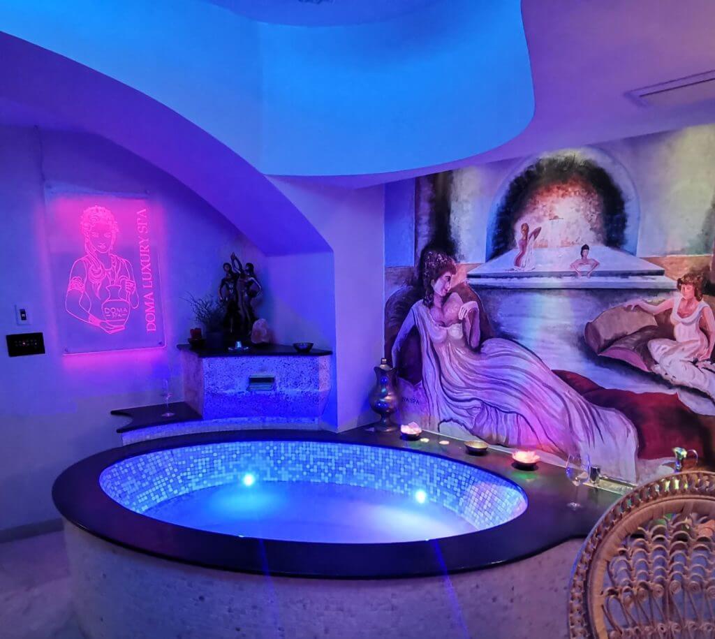 doma luxury spa ROMA