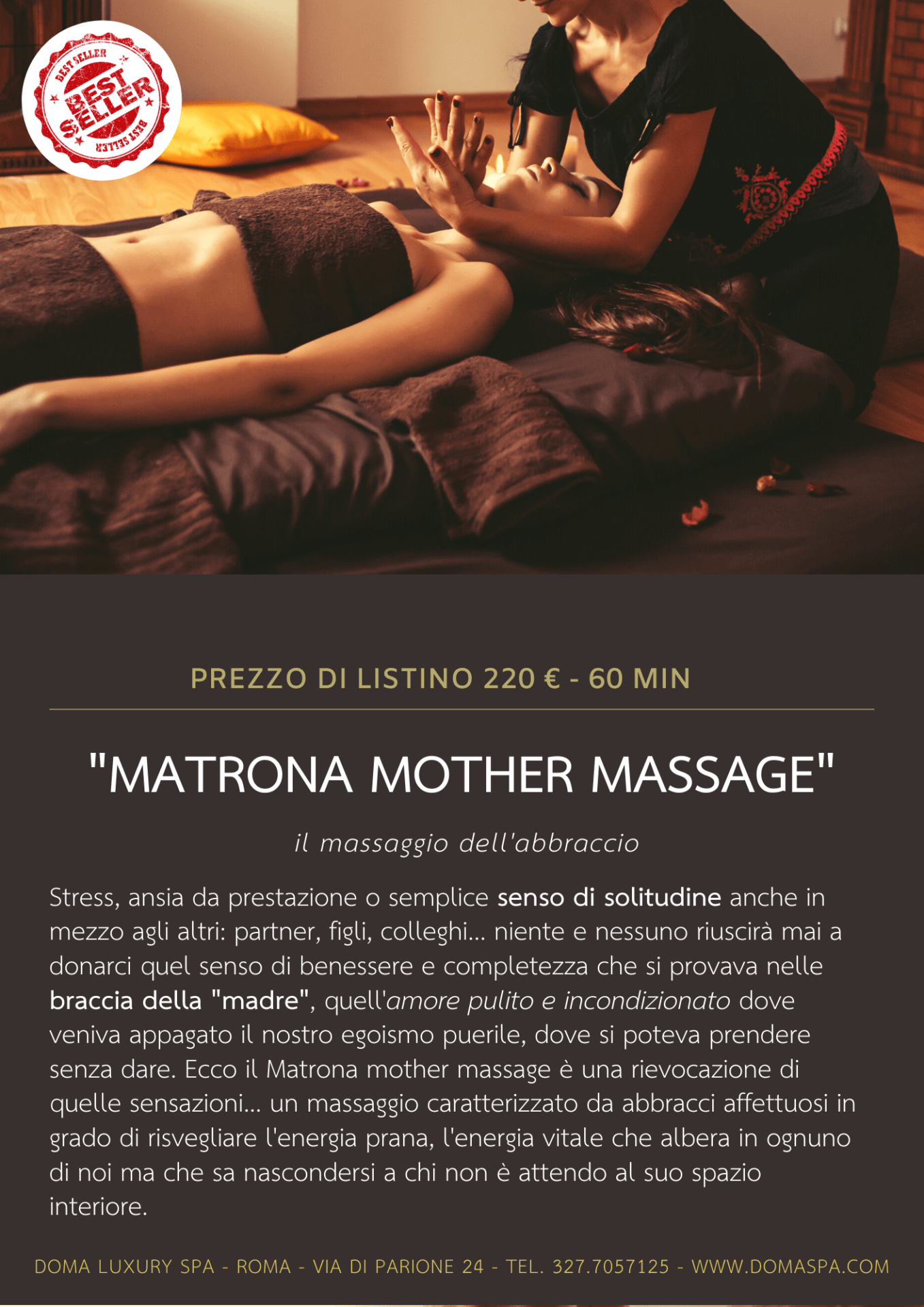 matrona mother massage